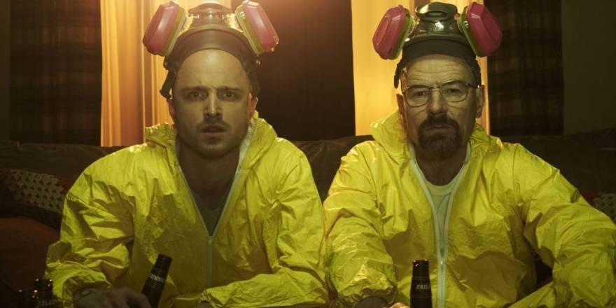Reportan que se está preparando una película de Breaking Bad