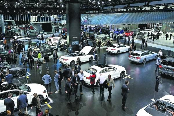 Salão do Automóvel 2018