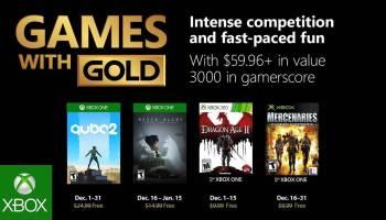 Xbox Estos Son Los Juegos Gratuitos De Games With Gold Para Enero