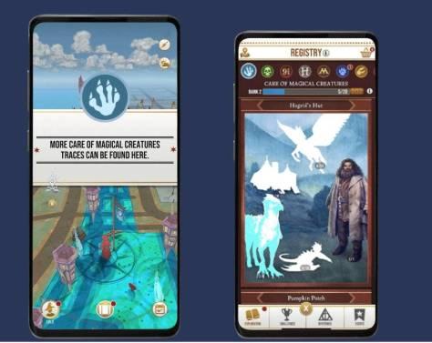 Resultado de imagen para WIZARDS UNITE magic creatures