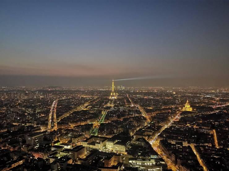 Huawei cancela el evento oficial en París del P40 por el coronavirus