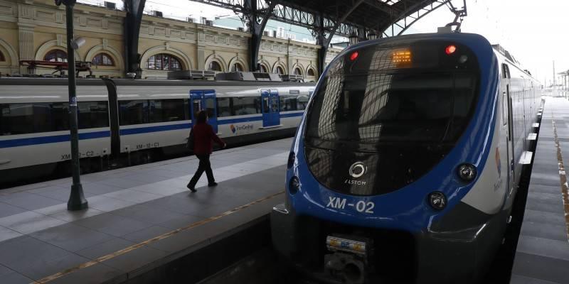 Tren Santiago-Melipilla aprobado: EFE podrá comenzar las obras