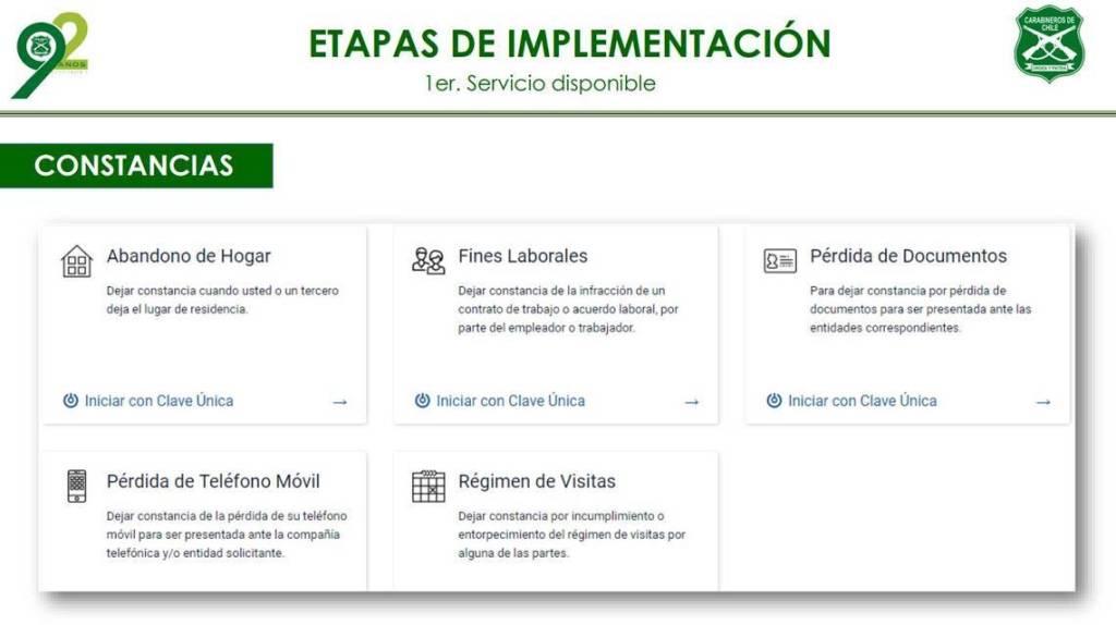 Comisaría virtual: La Nueva plataforma que pretende facilitar tus trámites para no acudir a recintos policiales
