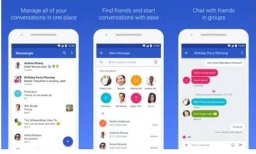 """Google lanzará su propio """"WhatsApp"""" para el sistema Android el cual no dependerá de Internet"""