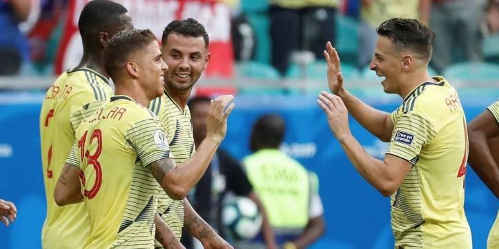 Resultado de imagen para colombia cuartos de final