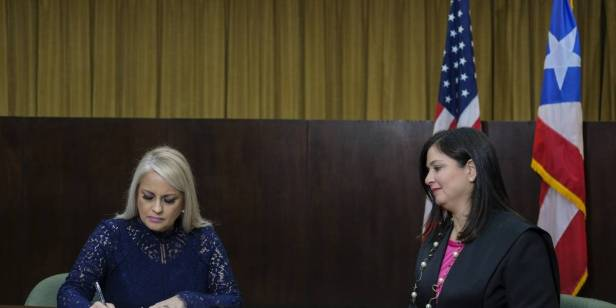 Wanda Vázquez designa a secretaria interina de Justicia