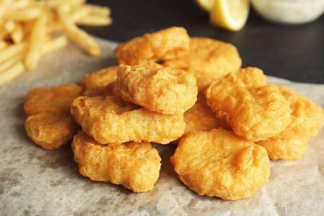 KFC nuggets