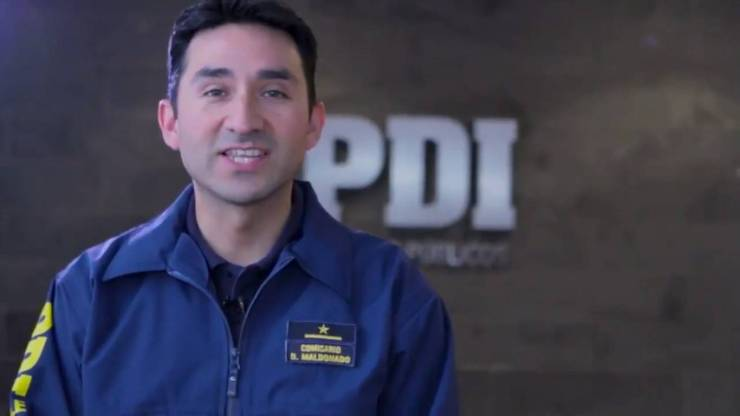 Chile: PDI entrega alerta de nueva estafa online a través de la web