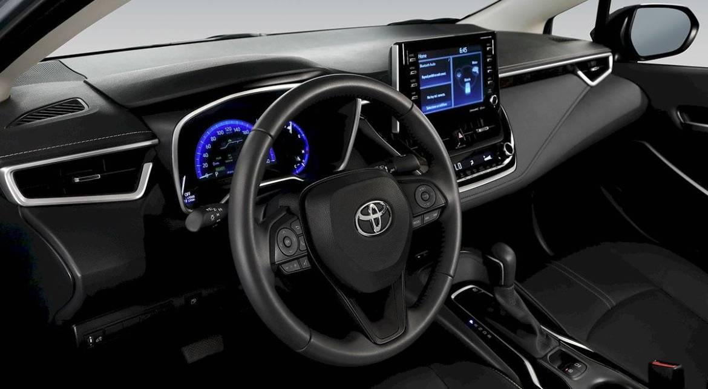 prueba de manejo Toyota Corolla Híbrido 2020