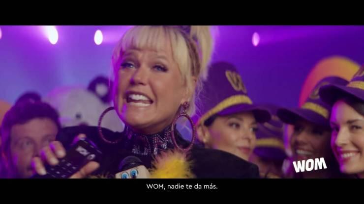 """WOM trae de vuelta a """"Xuxa"""" en nuevo comercial viral"""