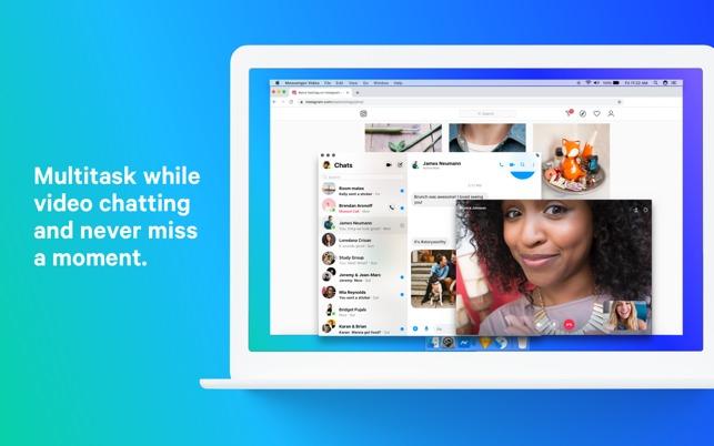 Facebook Messenger macOS