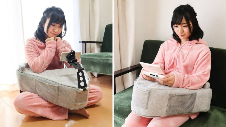 Videojuegos almohada