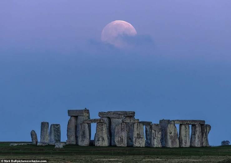 Luna gusano: mira las mejores imágenes que dejó el evento astronómico