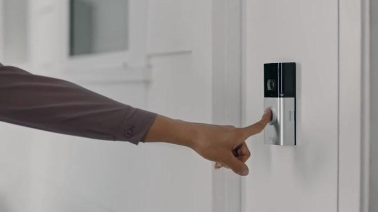 Amazon Ring Video Doorbell
