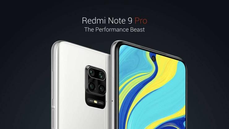 Xiaomi anuncia el nuevo Redmi Note 9 Pro que llega con nuevo procesador