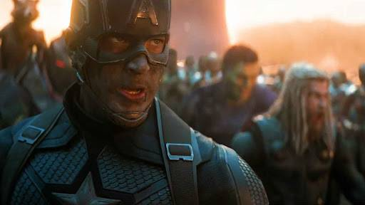 Netflix Avengers