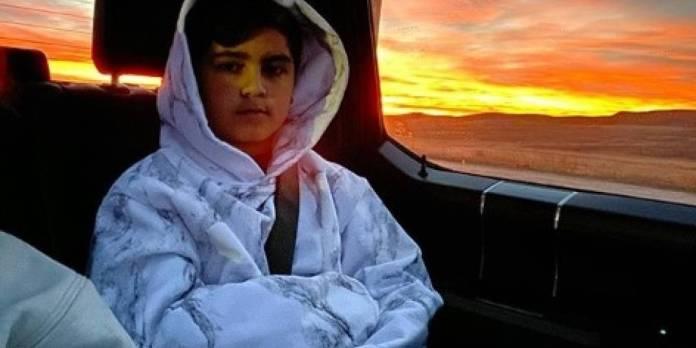 Mason Disick, the eldest son of Kourtney Kardashian who has been a major headache to the family