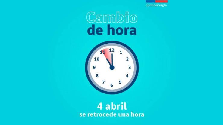 Chile: hoy comienza de forma oficial el horario de invierno