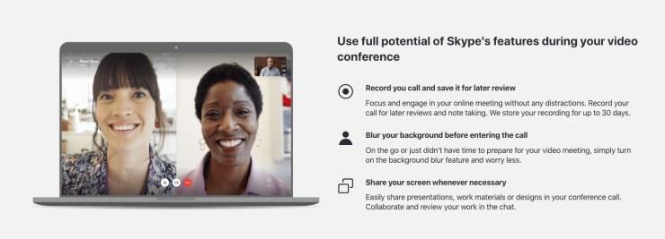 Skype Microsoft Home Office