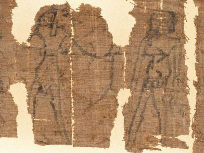 Egipto arqueología amor