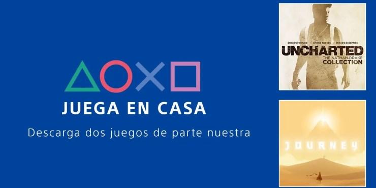 Cuarentena: PlayStation anuncia estos juegos gratis para que te quedes en casa