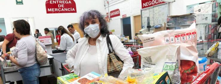 Supermercados México