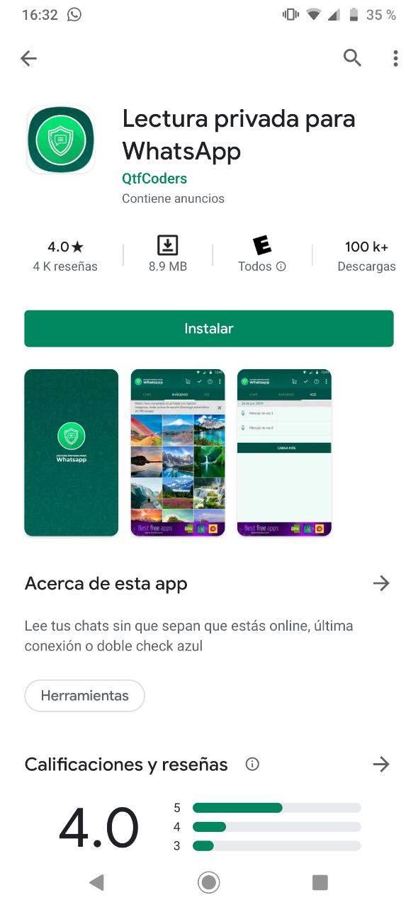 WhatsApp trucos