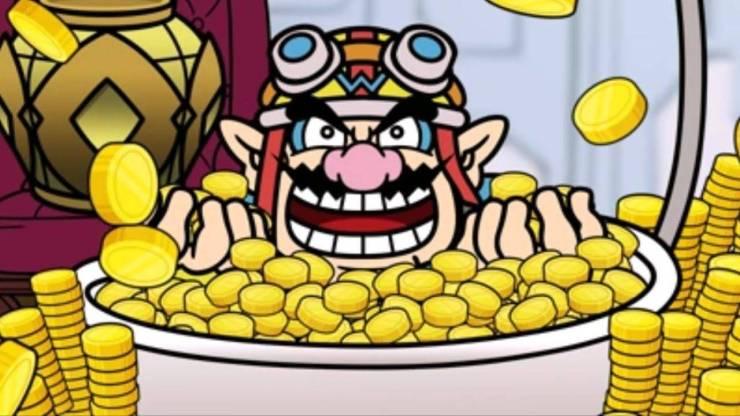 Nintendo ganancias