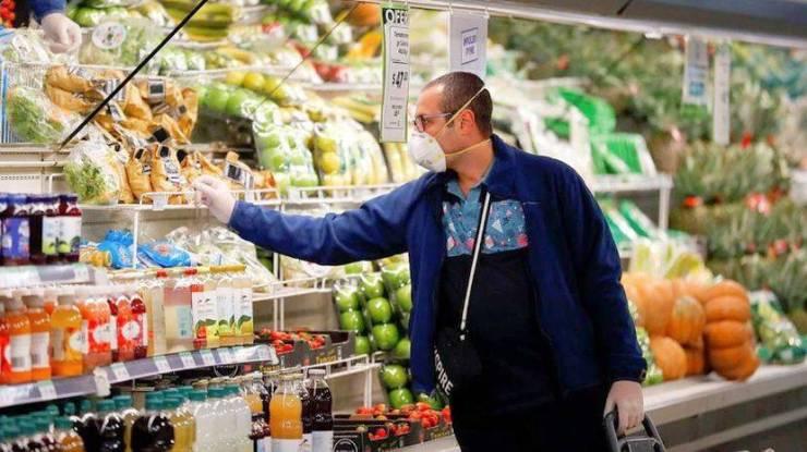 Supermercado COVID