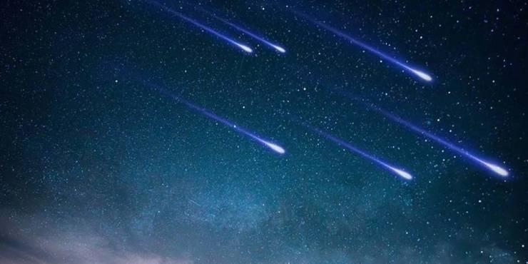 Lluvia de estrellas fugaces: este 6 y 7 de mayo podrás ver un espectáculo impresionante