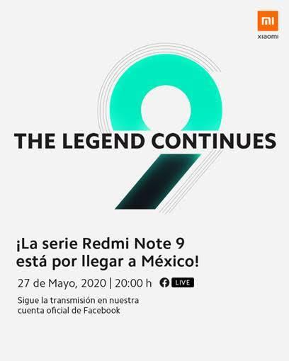Xiaomi Serie Redmi Note 9