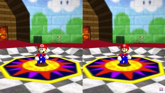 Nintendo Mario 64
