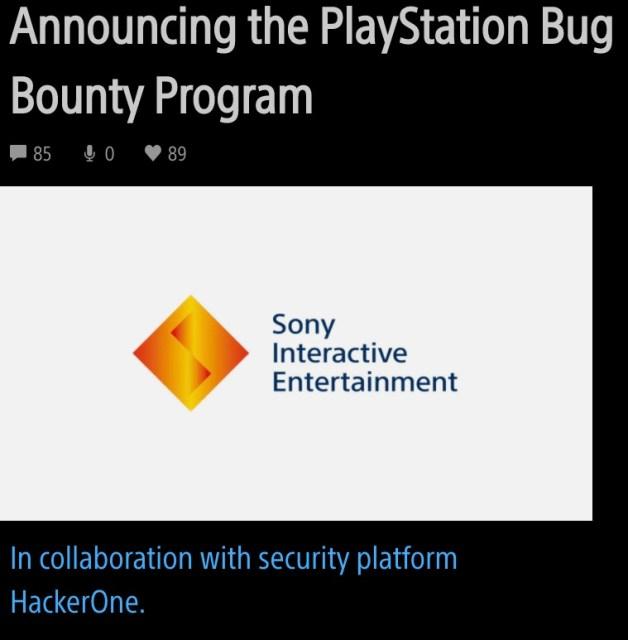 PlayStation bugs