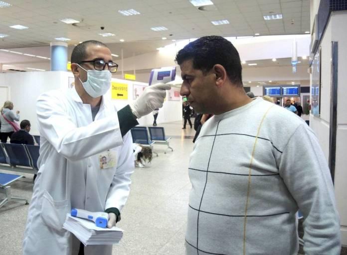 Coronavirus.- Egypt reopens its airports for international flights amid