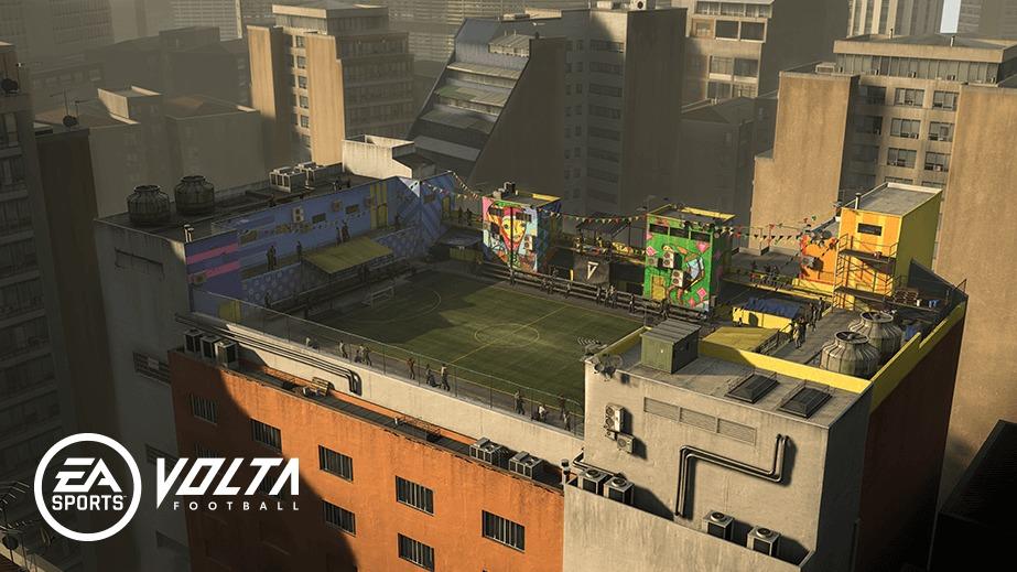 Volta Football en FIFA 21