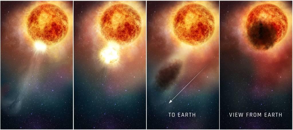 Hubble Betelgeuse