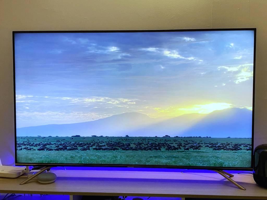 Un contendor de temer: review de la TV Hisense ULED H8G [FW Labs] – GONZALO  VARAS