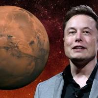 Elon Musk: En 2024 SpaceX lanzará su primer vuelo a Marte