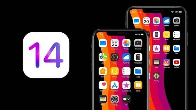 iPhone iOS℗ 14