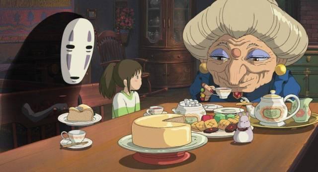 Netflix anime películas