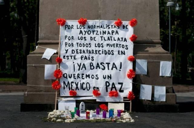 Ayotzinapa y Tlatlaya, dos de los casos más recordados en la administración de Salvador Cienfuegos