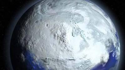 Tierra Edad Hielo