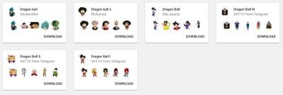 Dragon Ball WhatsApp