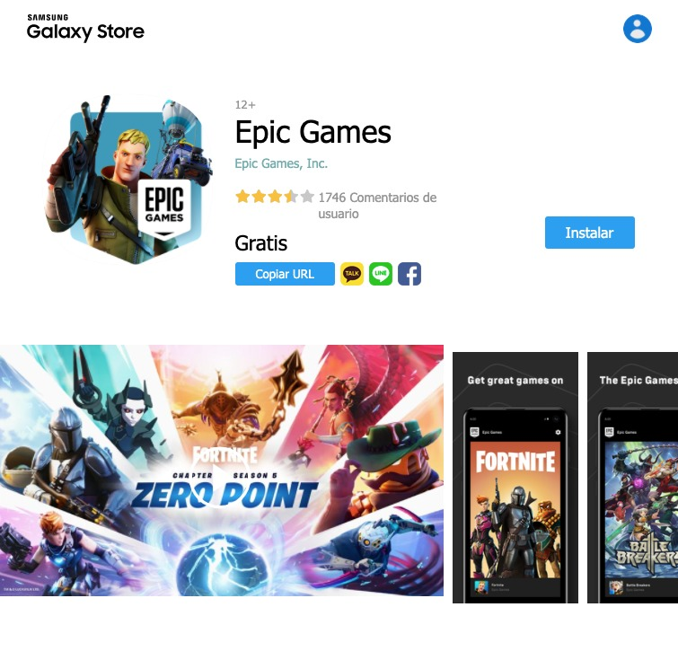 Fortnite celulares android ios
