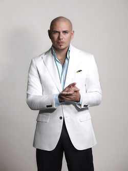 Mr. Worldwide stays grounded in the 305. ¡Dale!