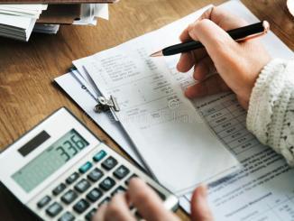 Bokföra kostnadsränta på skattekonto