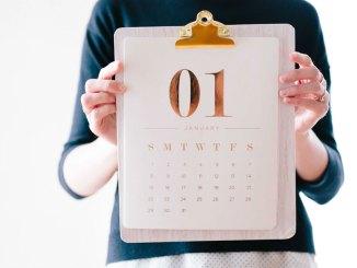 Helgdagar som sammanfaller med arbetsdagar 2021