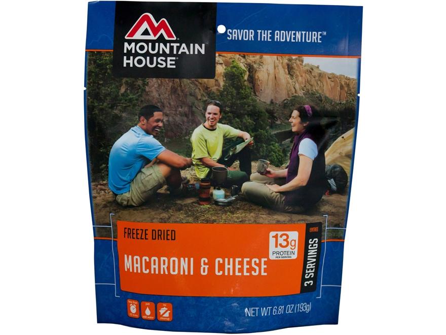 Mountain House Macaroni Cheese Freeze Dried Food 6.8oz
