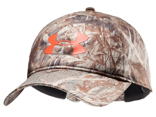 Under Armour Make It Rain Adjustable Cap Polyester Mossy ...