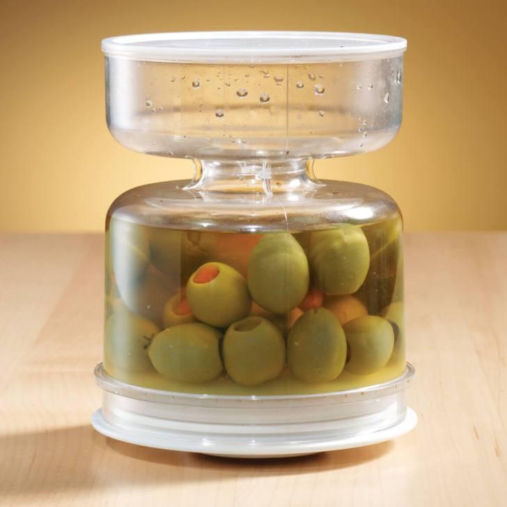 Pickle Jar Plastic Kitchen Miles Kimball
